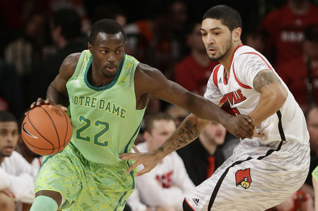 Jerian Grant and the Irish will play four games (three at home) as part of the 2013 Gotham Classic.