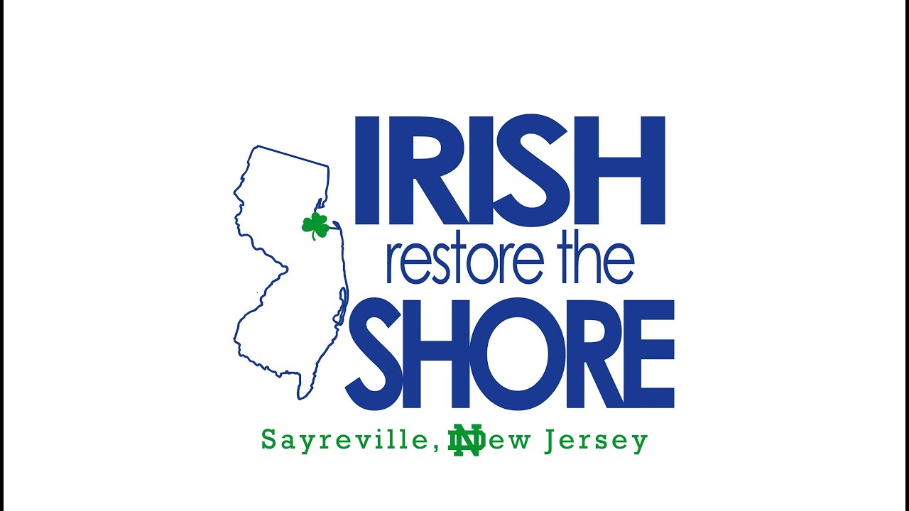 Irish Restore the Shore