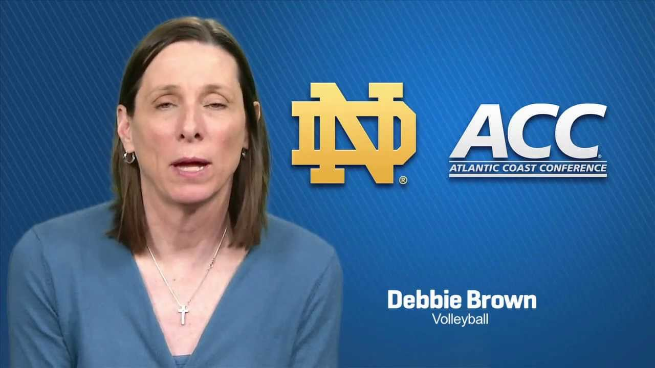 Irish In The ACC - Volleyball