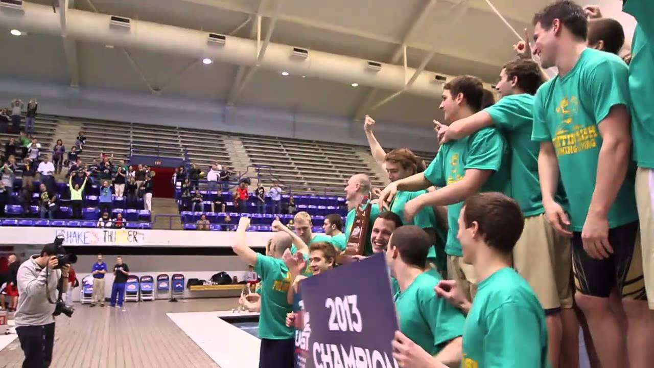 Irish In The ACC - Swimming & Diving
