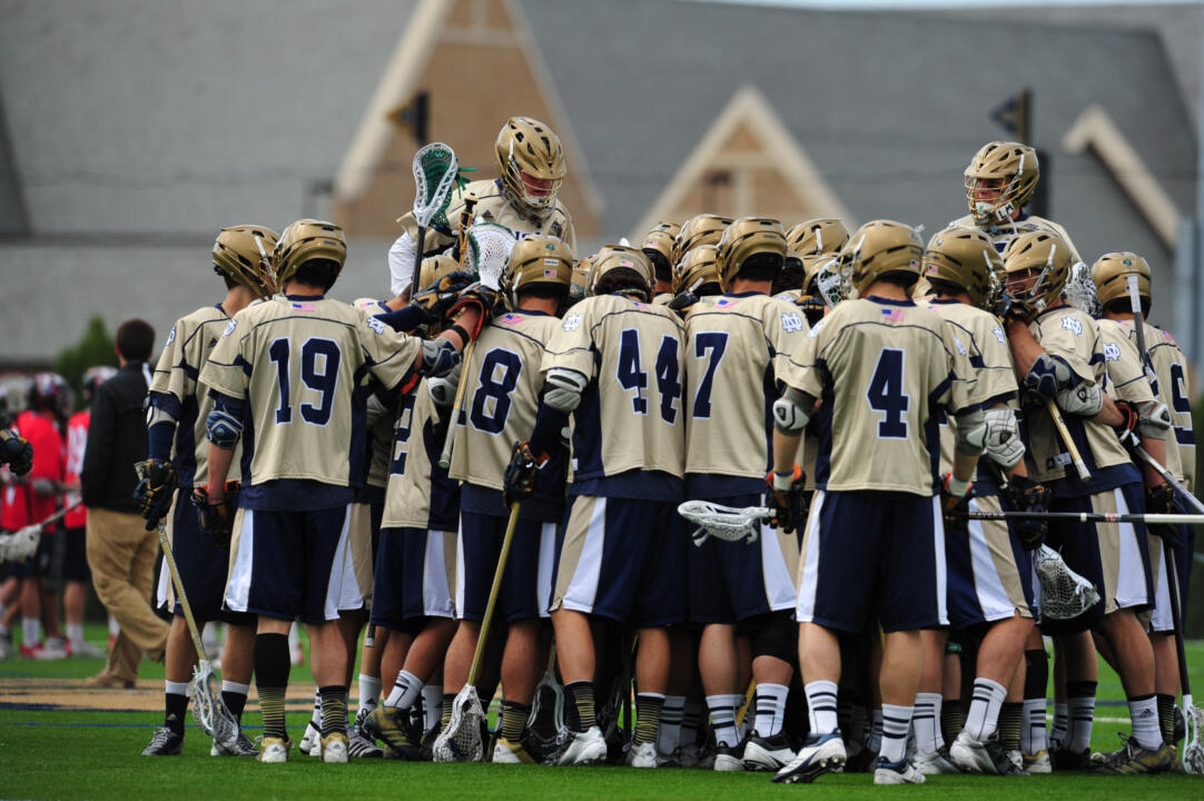 Seven of Notre Dame's incoming players are listed among Inside Lacrosse's top 100 freshmen.