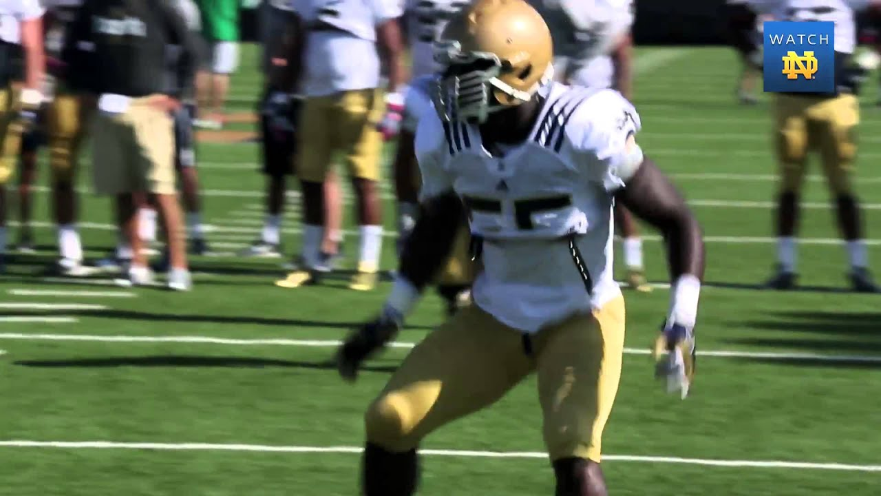 Notre Dame Football Practice Update - Aug. 13, 2013
