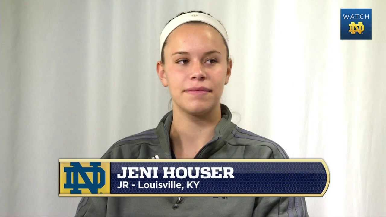 Student Athlete Of The Week - Jeni Houser
