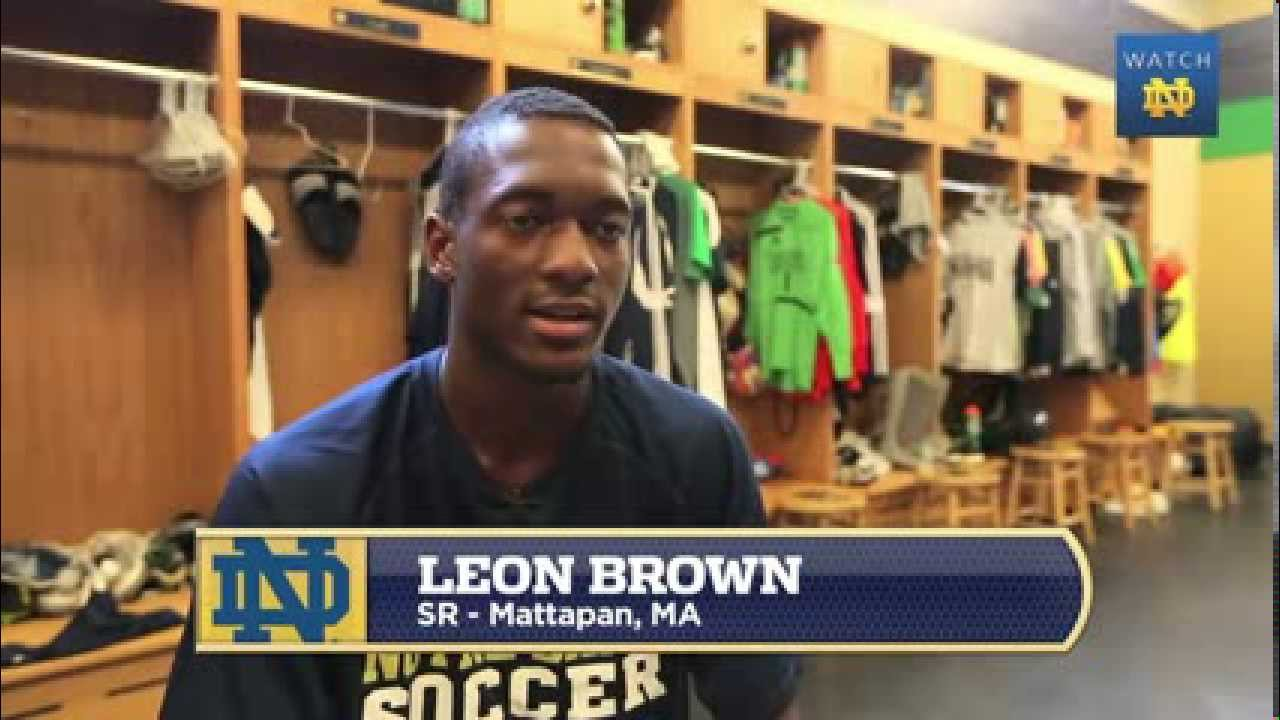 Student Athlete Of The Week - Leon Brown