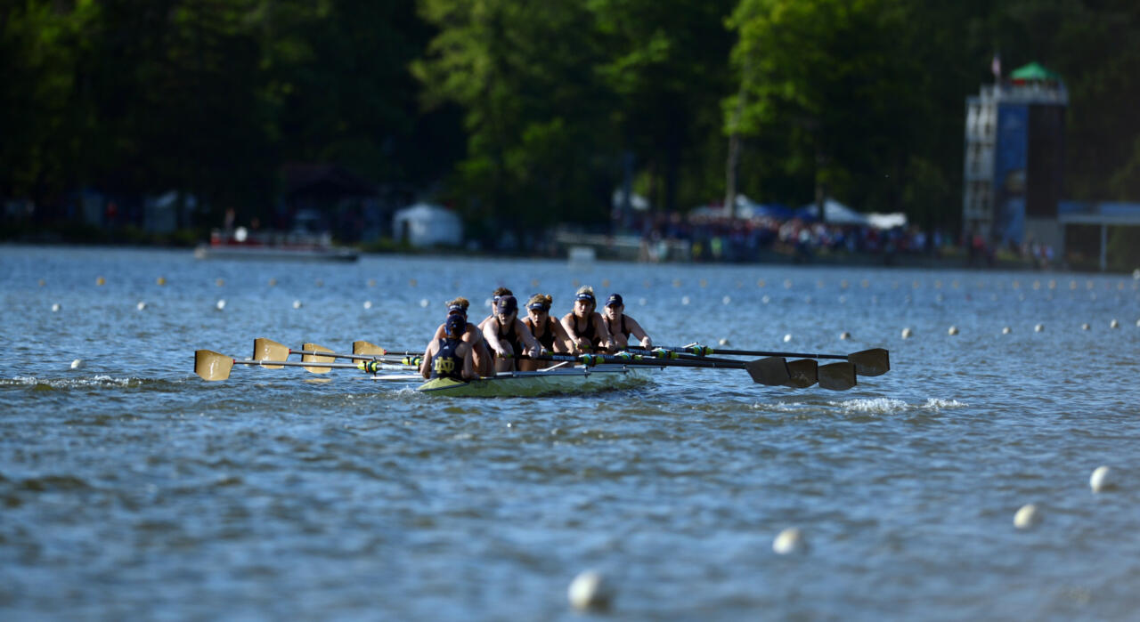 Notre Dame will have a women's four and eight entry in the Head of the Charles Regatta on Sunday