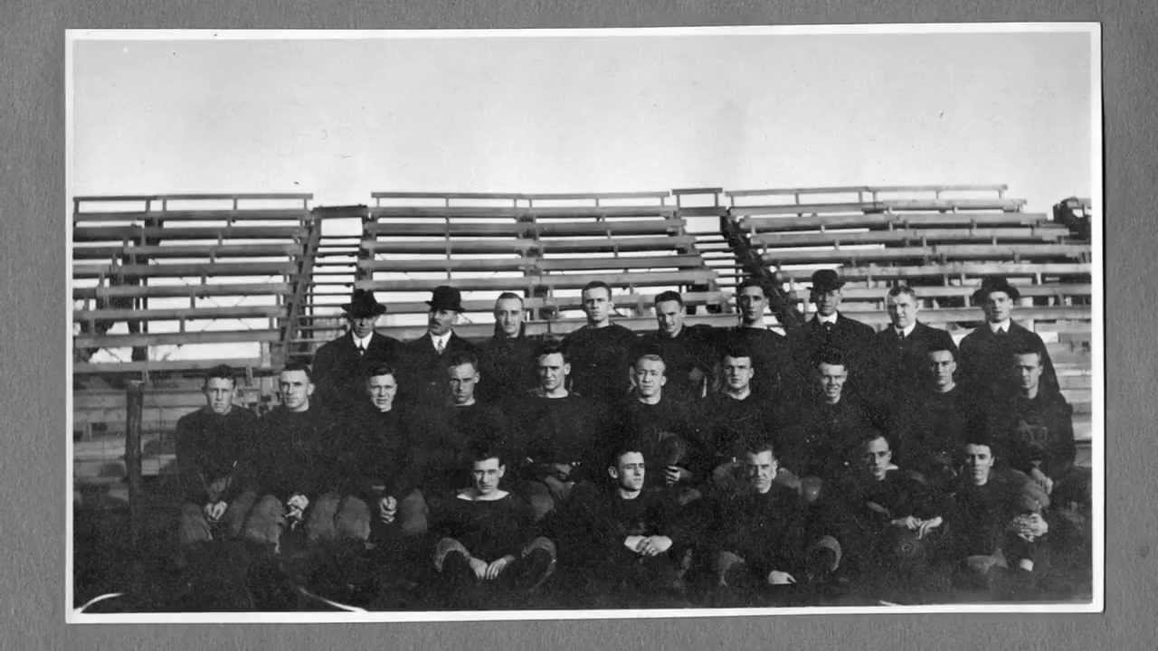 Notre Dame vs. Army 1913 - The Game