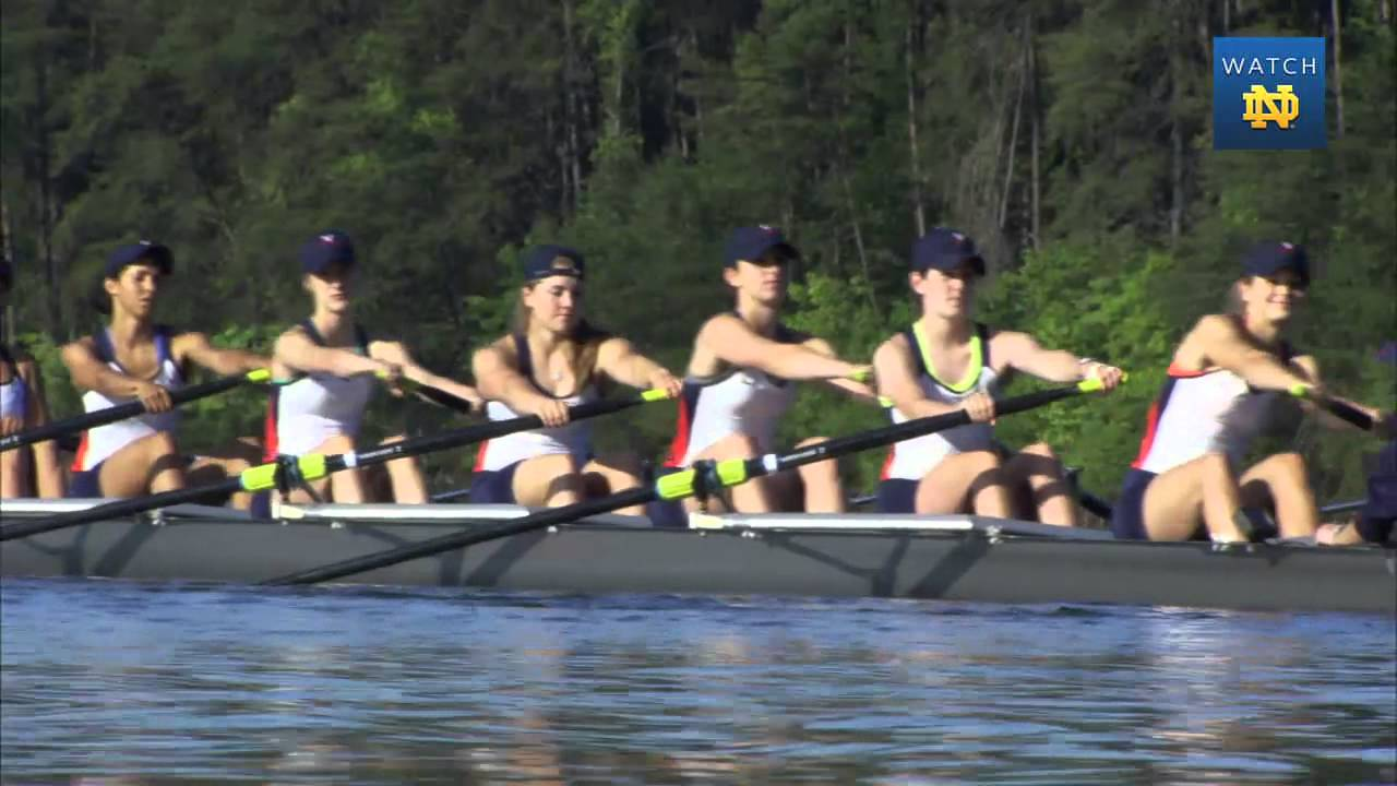 Rowing At The Head Of The Charles