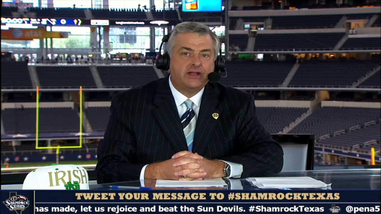 Shamrock Series Pre-Game Show - Notre Dame Football