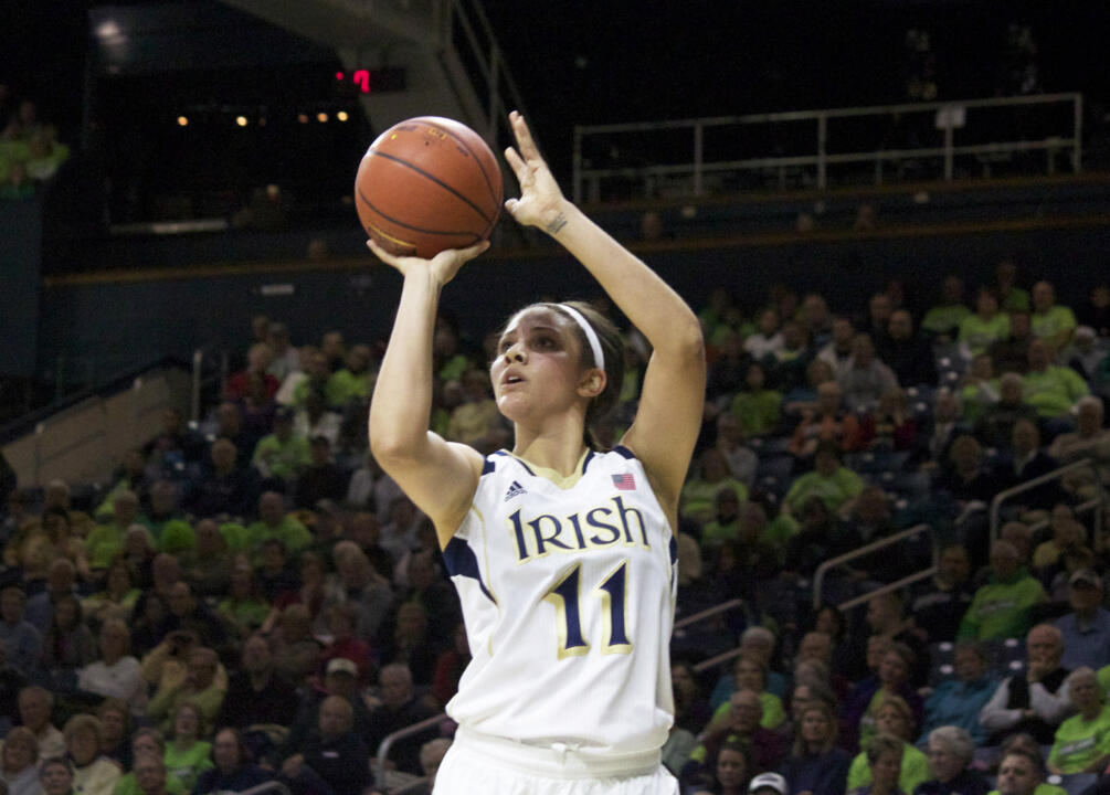 Senior forward/tri-captain Natalie Achonwa will lead her No. 5/6 Notre Dame squad into her home province of Ontario, as the Fighting Irish take on Duquesne at 2 p.m. (ET) Sunday inside the sold-out Mattamy Athletic Centre in Toronto.