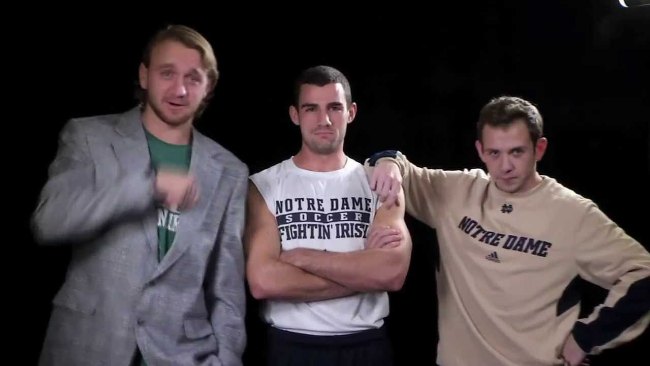 Notre Dame Men's Soccer vs Wisconsin Promo