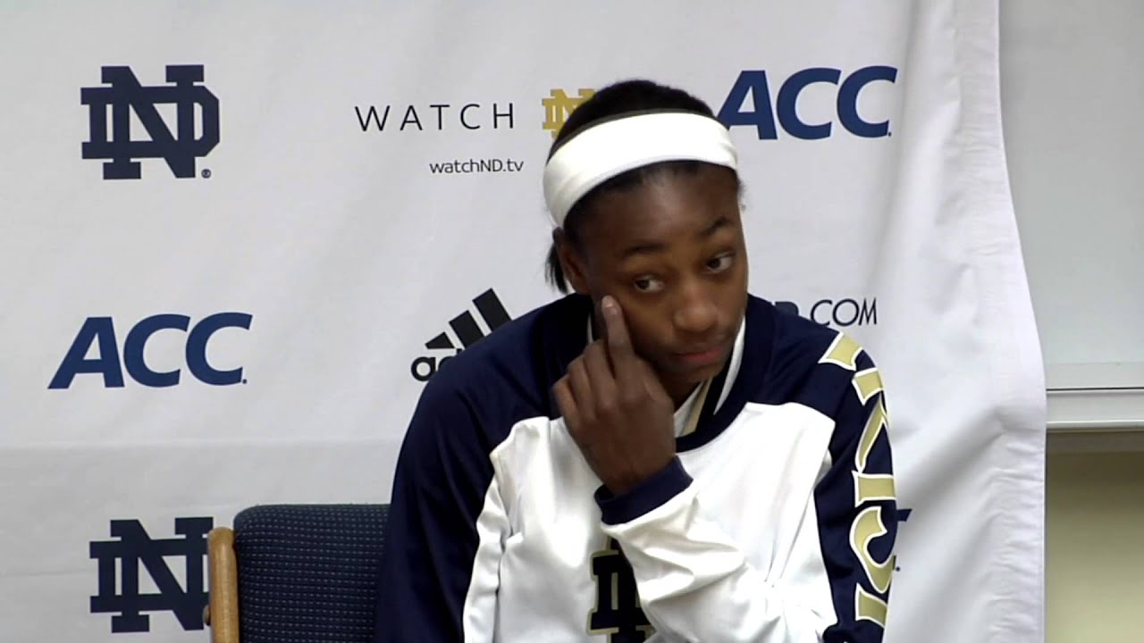 Notre Dame Women's Basketball vs Valparaiso Post-Game Press Conference