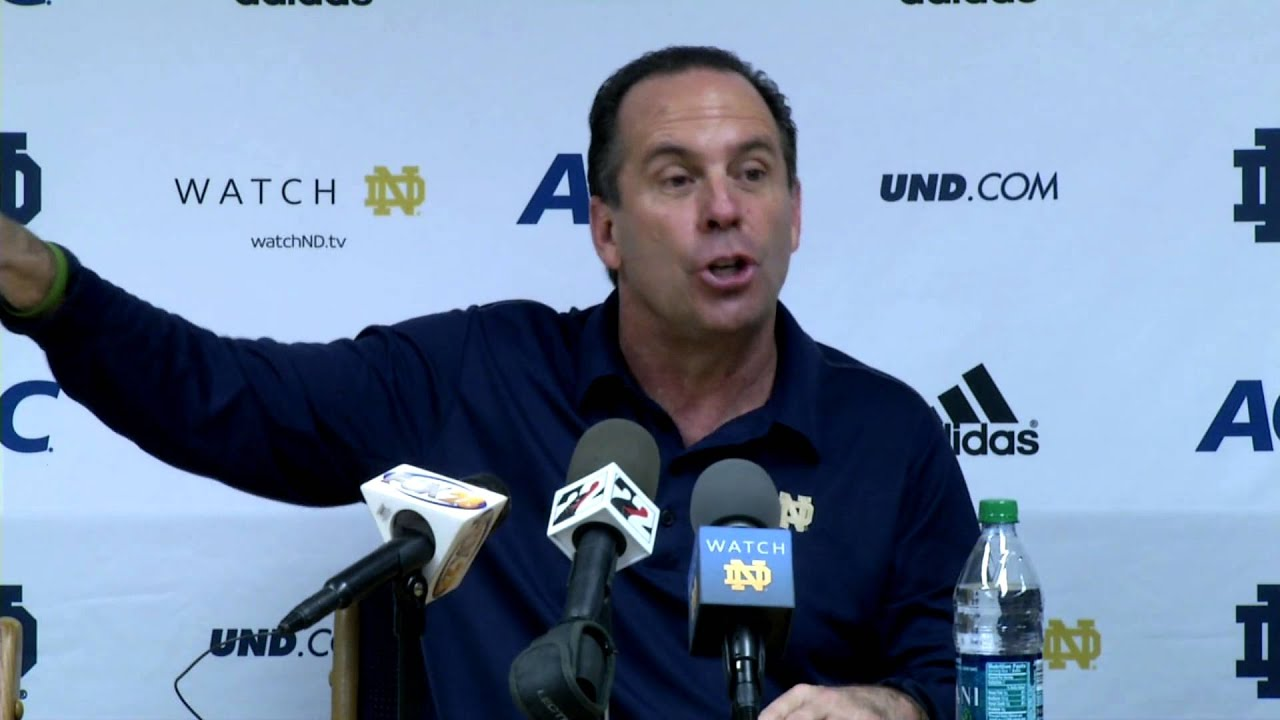 Mike Brey Press Conference - National Signing Day and Indiana State