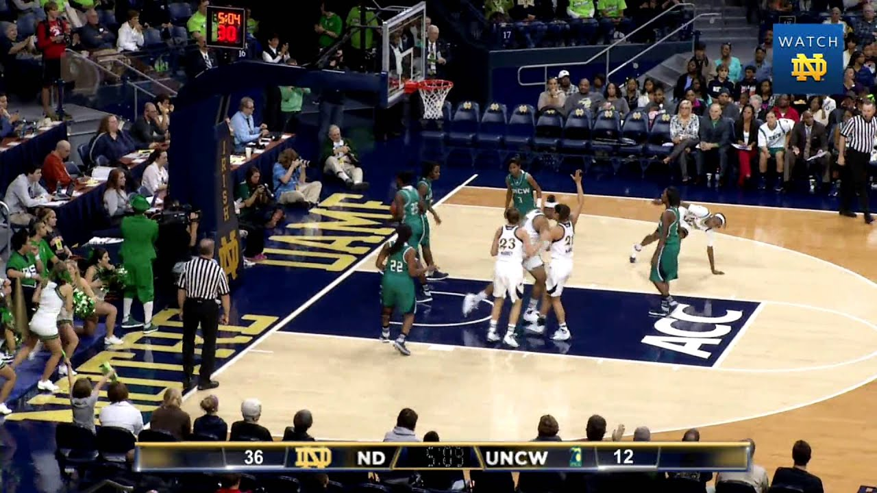 Irish 99, Seahawks 50 - Notre Dame Women's Basketball