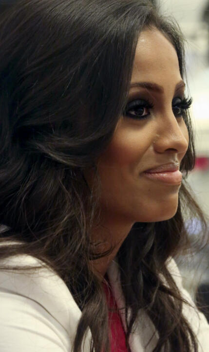 Former Notre Dame women's basketball All-America point guard Skylar Diggins was named the 2013 March of Dimes Sportswoman of the Year at a gala luncheon Wednesday in New York City.
