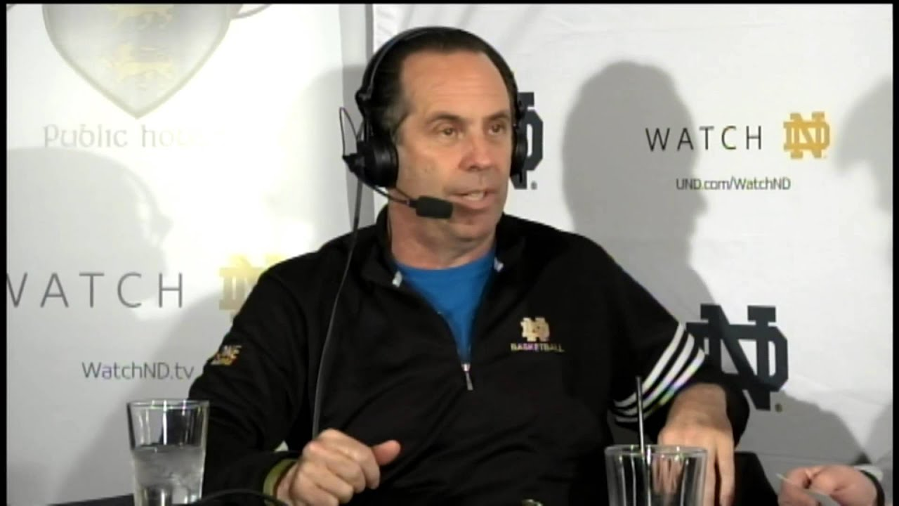 Mike Brey Radio Show