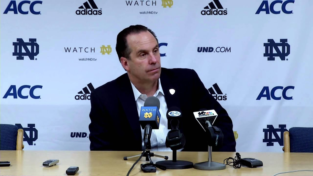 Mike Brey Duke Post Game Press Conference