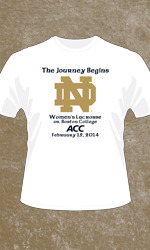 Early arriving fans will get this free T-Shirt on Saturday.