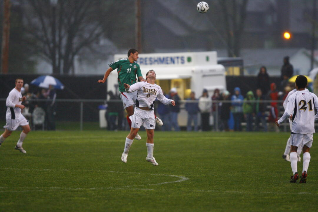 This spring will mark the ninth time in the last 10 years that Notre Dame has hosted one of the national teams from Mexico. Javier Hernandez (pictured) and the Mexico U20s visited in 2007.