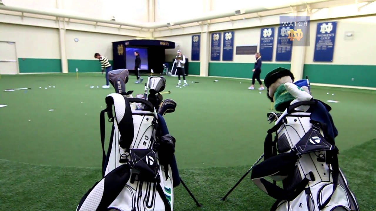 Irish in the ACC: Women's Golf Facility Tour