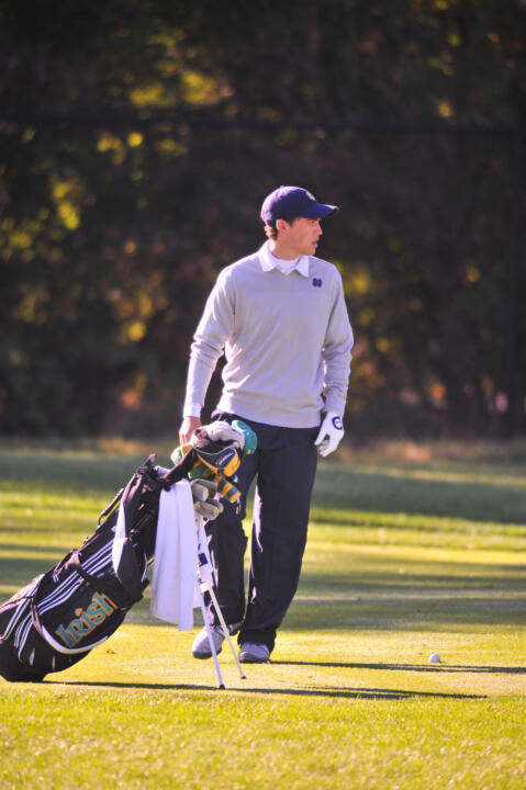 Senior tri-captain Niall Platt claimed a share of 12th place following a final round 71 on Tuesday at the Lone Star Invitational