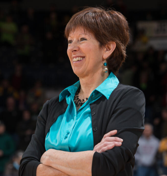 For the sixth time in her Hall of Fame career (and fifth time in her 27-year tenure at Notre Dame), head coach Muffet McGraw has earned a conference's top coaching honor when she was named 2014 ACC Coach of the Year on Wednesday.