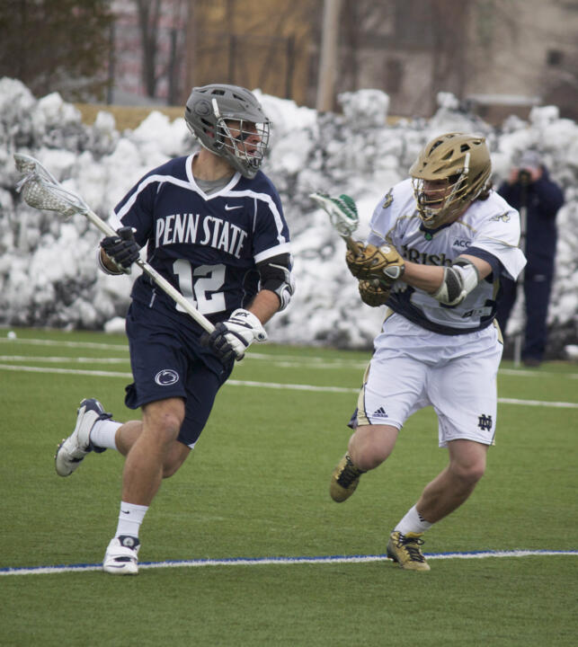 Senior short-stick defensive midfielder Tyler Brenneman has two goals and one assist this season.