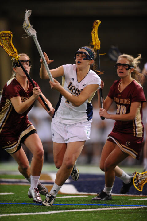 Cortney Fortunato was also named ACC Offensive Player of the Week today.