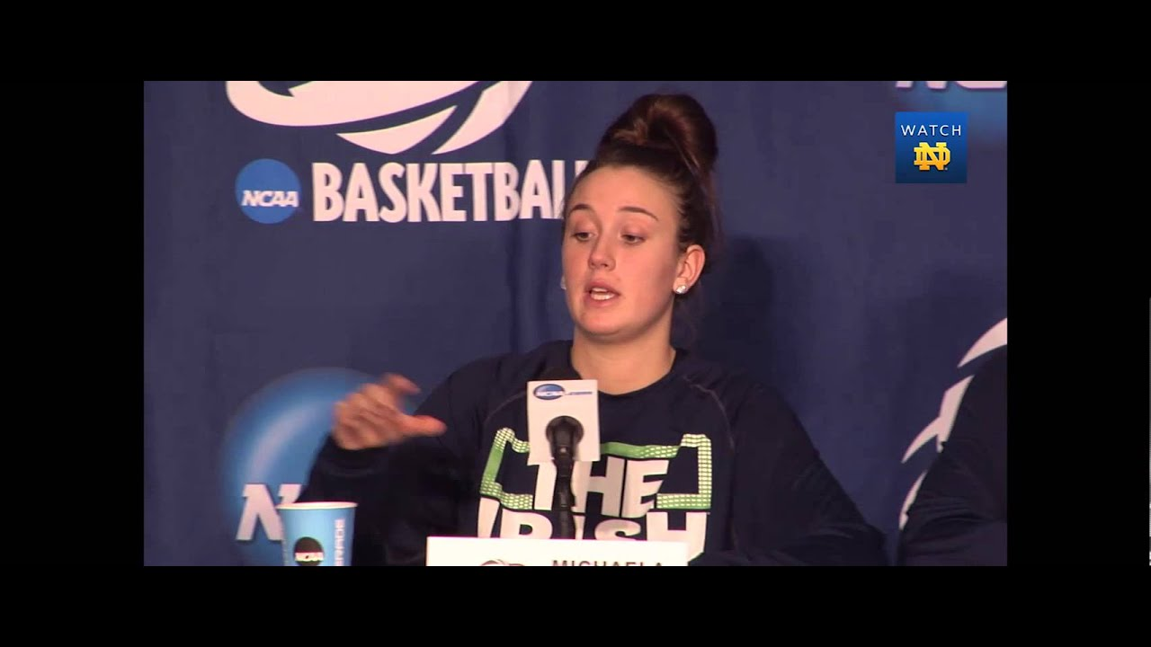 WBB - NCAA Tournament 1st Round Post Game Press Conference