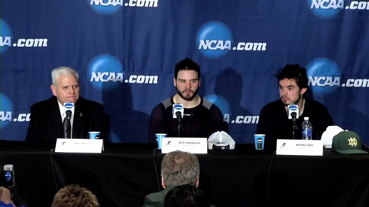 HKY - St. Cloud State Post Game Presser