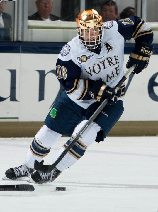 T.J. Tynan inked a two-year, entry-level contract with the Columbus Blue Jackets.
