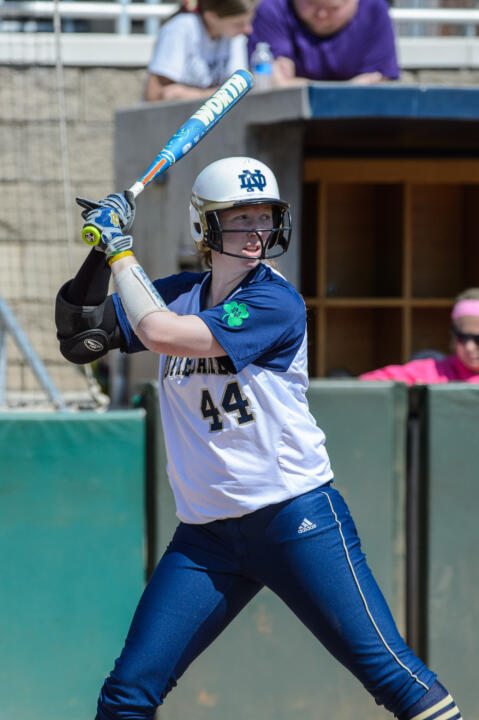 Laura Winter batted .545 with two home runs and six RBI in four games against DePaul in 2013