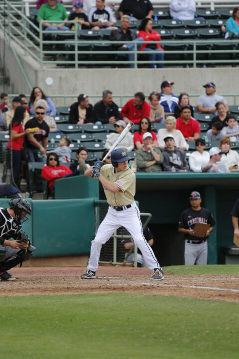 Freshman Kyle Fiala is hitting .458 in Notre Dame's last six non-conference games.