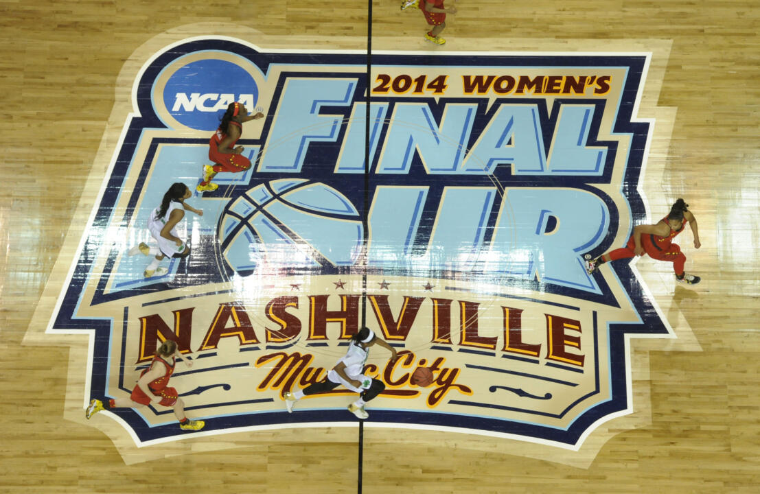 Notre Dame's women's basketball team had quite the night Sunday evening in Nashville during their Final Four game against Maryland.