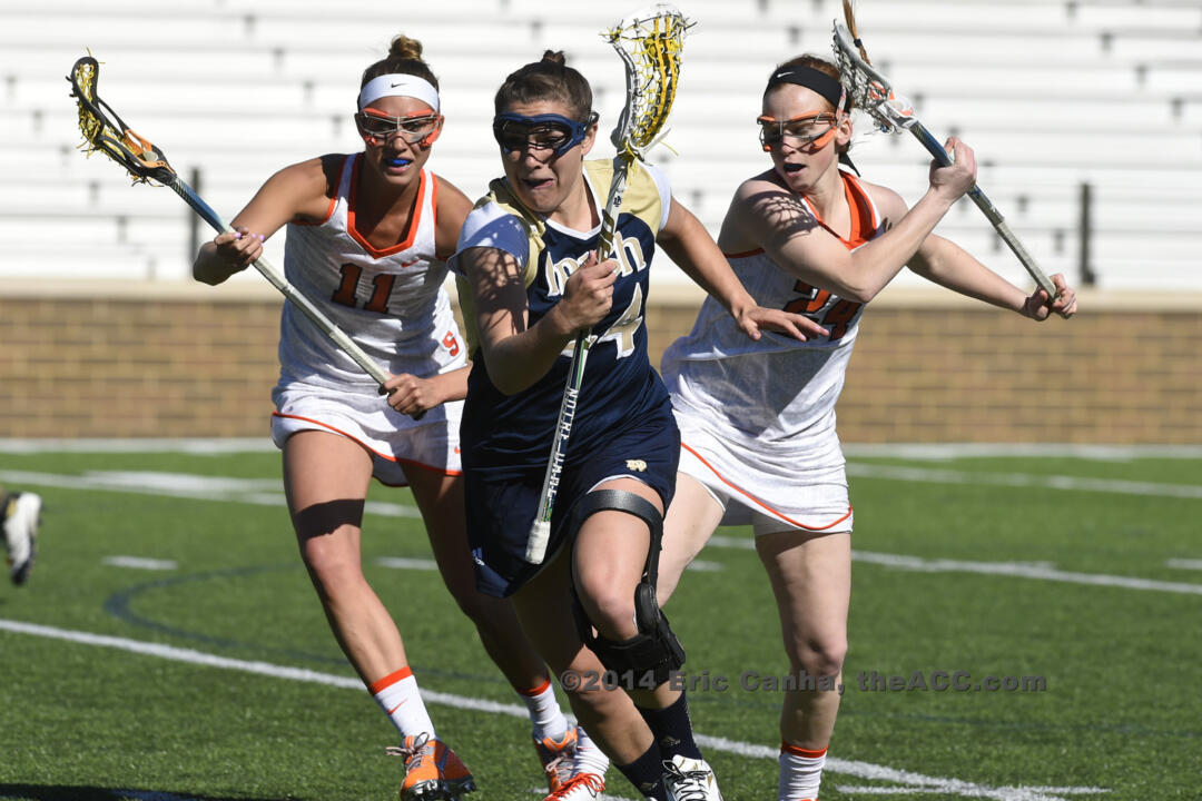 Casey Pearsall had two goals, an assist, five draw controls and thee ground balls on Thursday.