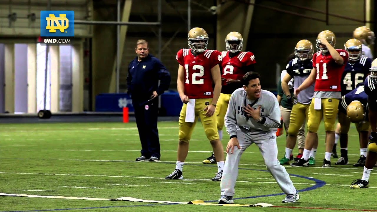 Football Spring Practice Update - March 27, 2013