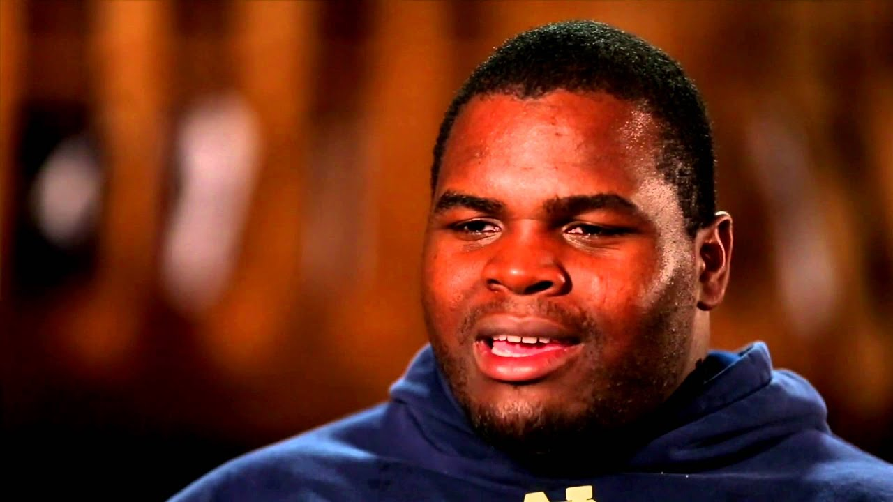 Louis Nix III - Learning To Love Football, And Notre Dame