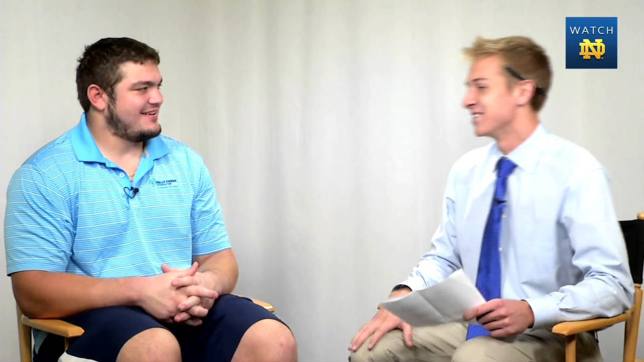 Zack Martin Interview Segment - Week 3