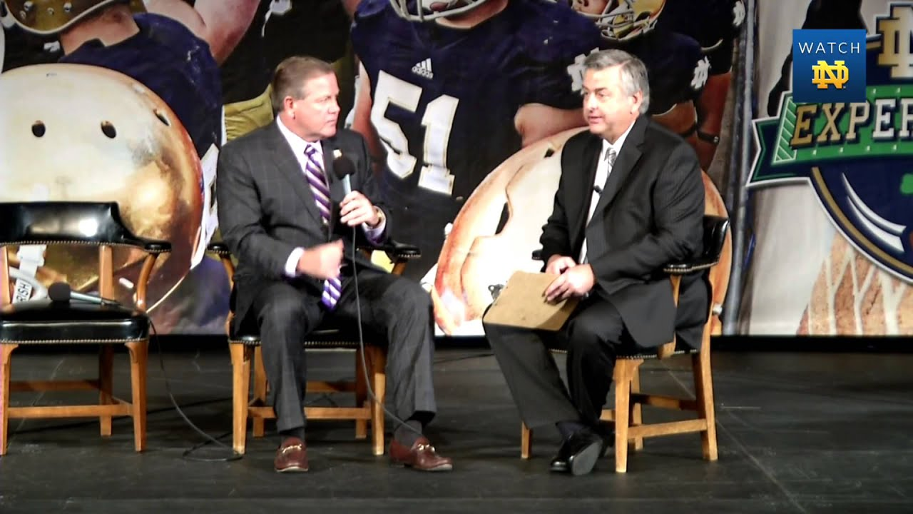 Football Luncheon - Coach Brian Kelly