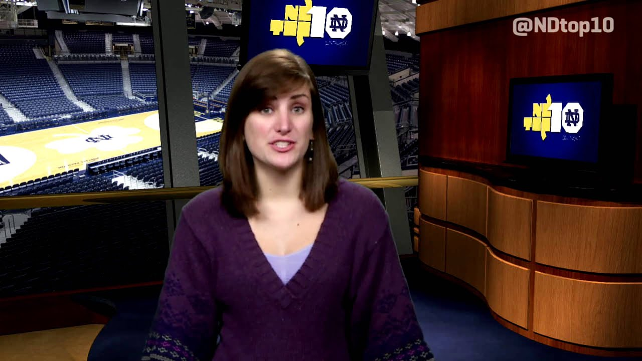 ND Top 10 - Play of the Week 11/11 - 11/17