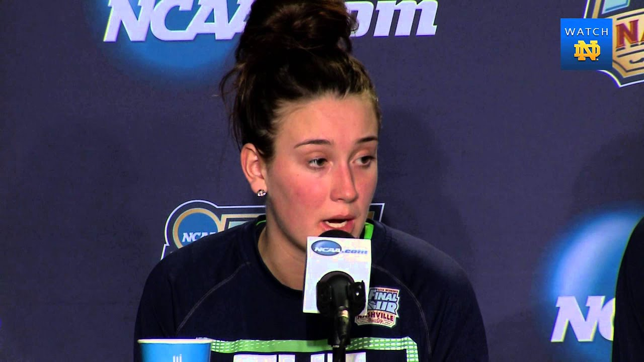 WBB - National Championship Post Game Press Conference