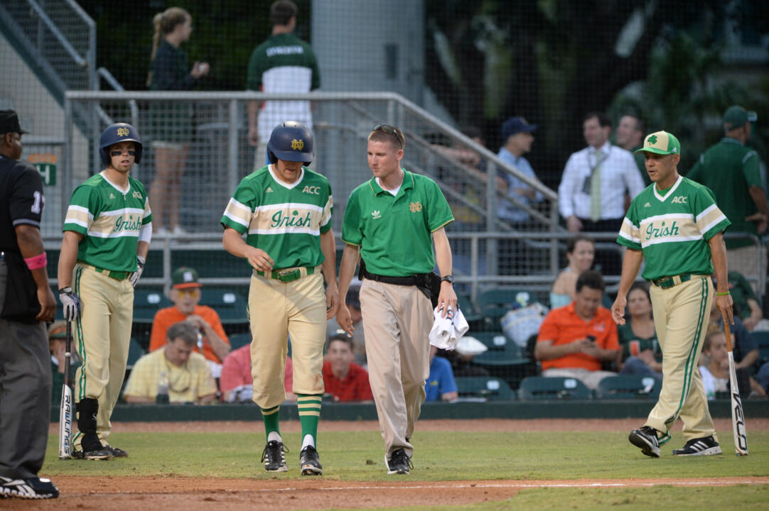 Baseball athletic trainer Scott Stansbury is going to work with the USA Baseball Collegiate National Team this summer.