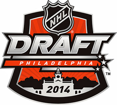 The 2014 National Hockey League Draft will be held in Philadelphia on June 27-28.