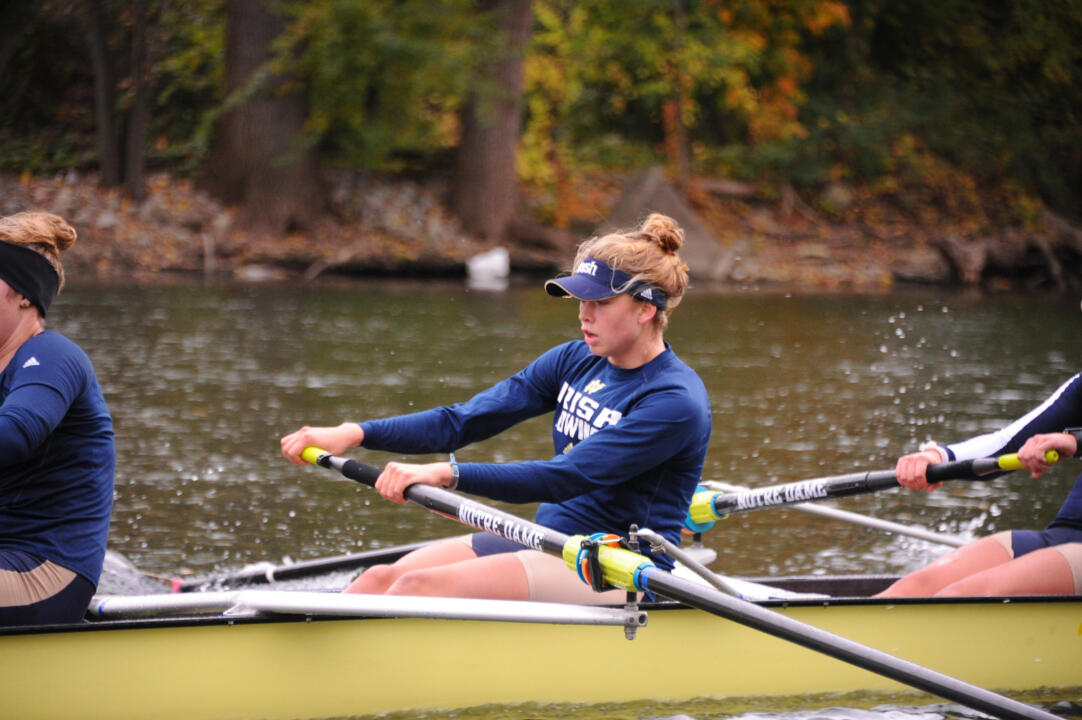 Junior Anna Kottkamp was named the ACC Rowing Scholar-Athlete of the Year Tuesday.