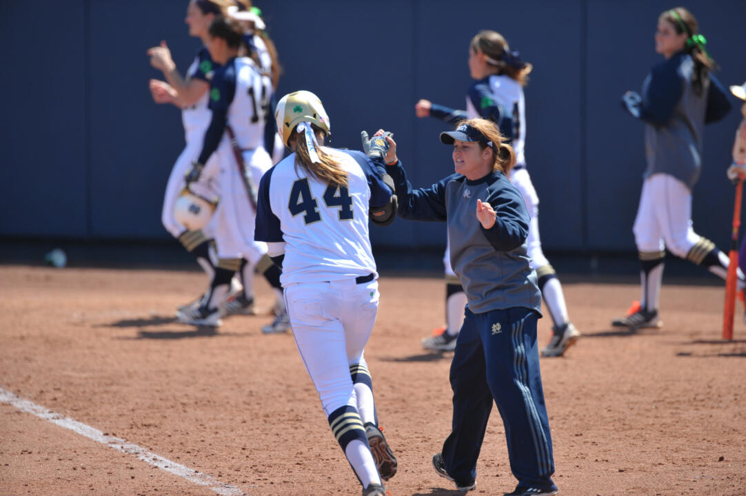 The Notre Dame softball program will host its annual fall clinic on Sept. 27 at Melissa Cook Stadium