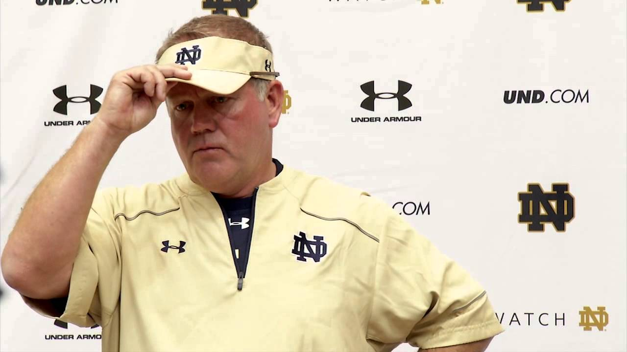 Coach Kelly Media Session - Aug. 16