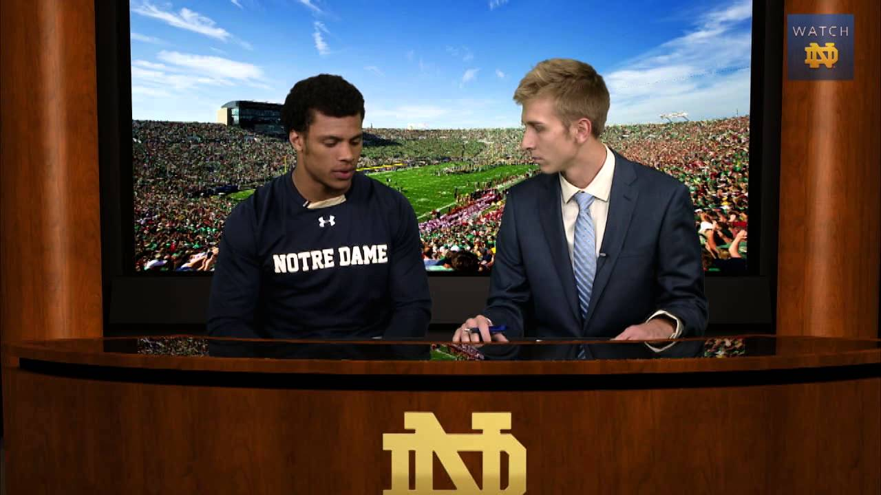 ND Live - Purdue Week