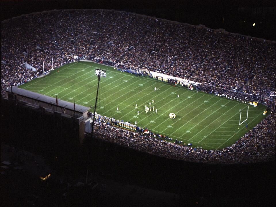 Notre Dame has been able to leverage its contract with NBC to expand into new markets - including the recent addition of night games.