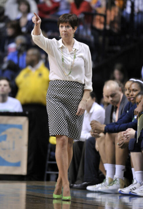 Head coach Muffet McGraw begins her 28th season at Notre Dame this week, having led the Fighting Irish women's basketball team to six NCAA Final Four appearances and four NCAA national championship berths, including three times in the past four years.