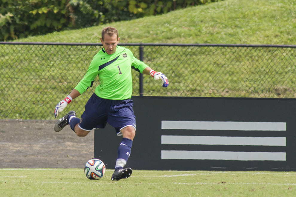 Patrick Wall has a career record of 34-6-8 with 18 shutouts.