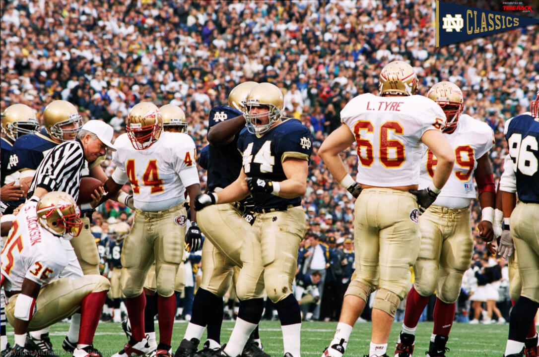 Jim Flanigan loved the 1993 FSU game. Relive it tonight!